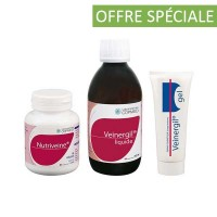 PACK CIRCULATION - JAMBES LEGERES