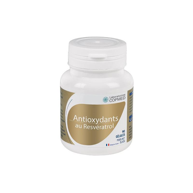 Antioxydants au resvératrol