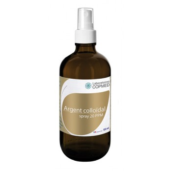 Argent colloïdal spray