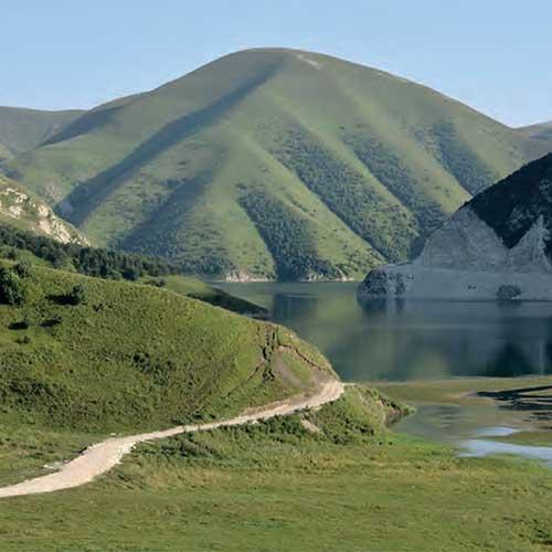 Montagnes et nature