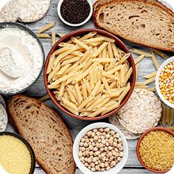 Limitez la consommation de gluten