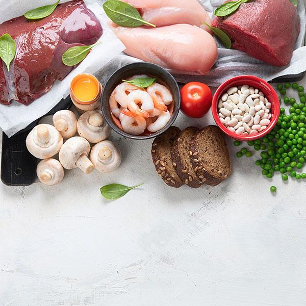 Quels sont les aliments riches en fer ?