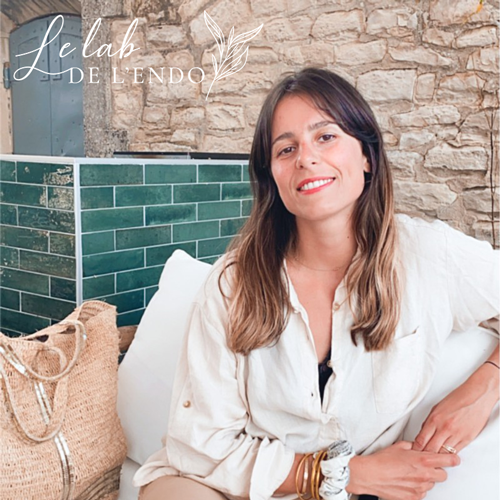 Découvrez le parcours de Floriane REBOURG, co-fondatrice du Lab de L'Endo et atteinte d'endométriose