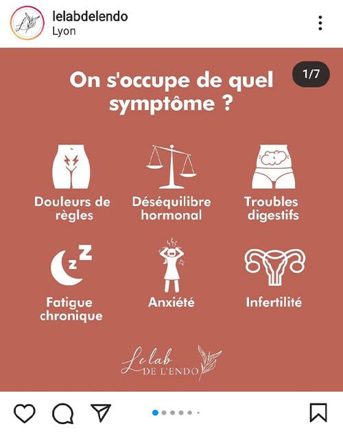 Soulager les symptômes de l'endométriose passe par un accompagnement global