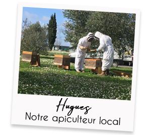 Des ruches chez Copmed !