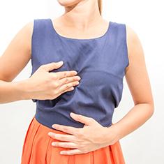 Le reflux gastro-œsophagien
